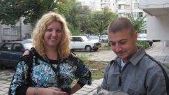 Hristo and me, 2008