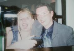 Tony and me, 2001