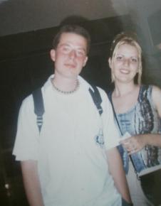 Slavo and me, 2001