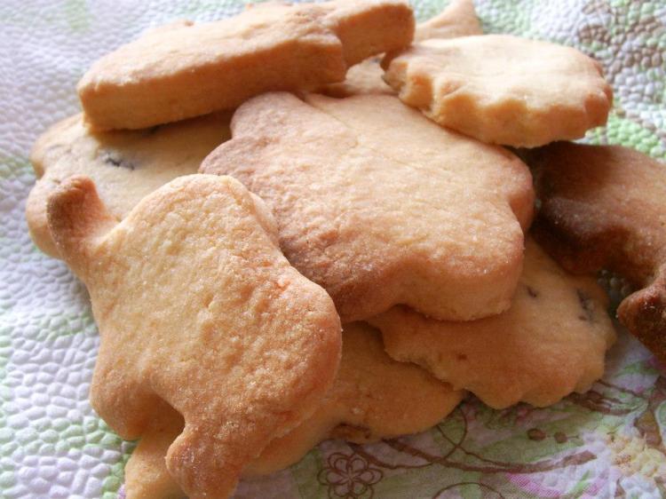домашни бисквити