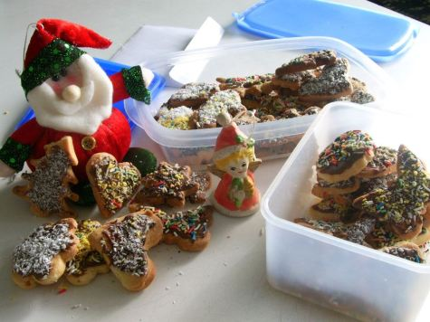 Christmas coockies