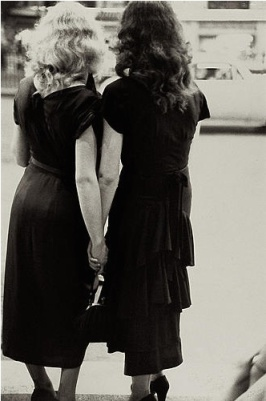 Saul Leiter, New York, 1950