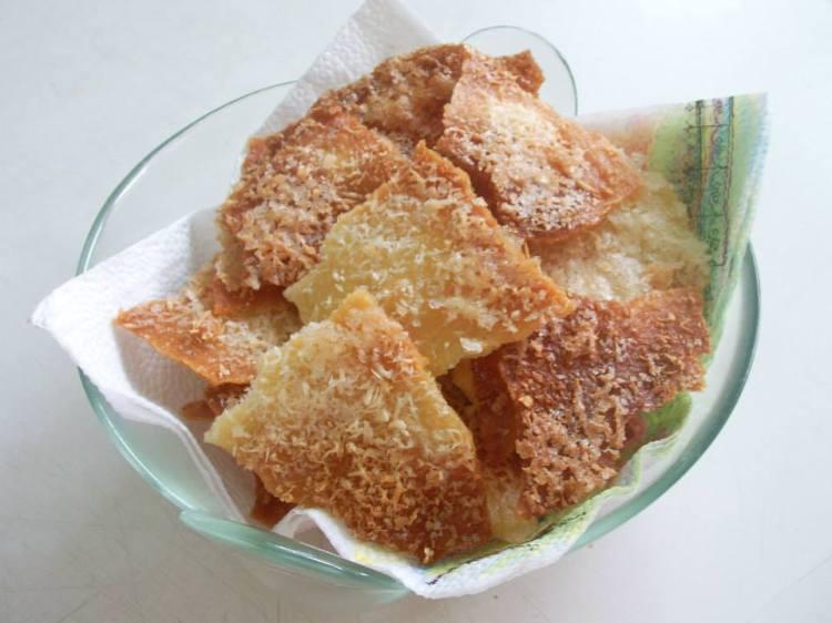 Сладки домашни крекери