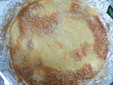 Солени домашни крекер