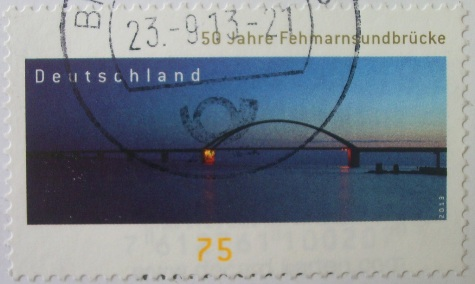 post stamp Germany