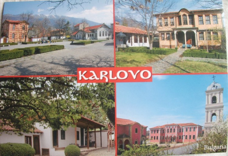 views of Karlovo