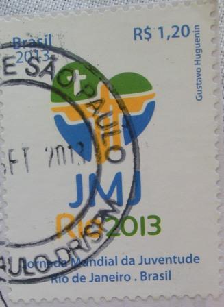 stamp Brazil