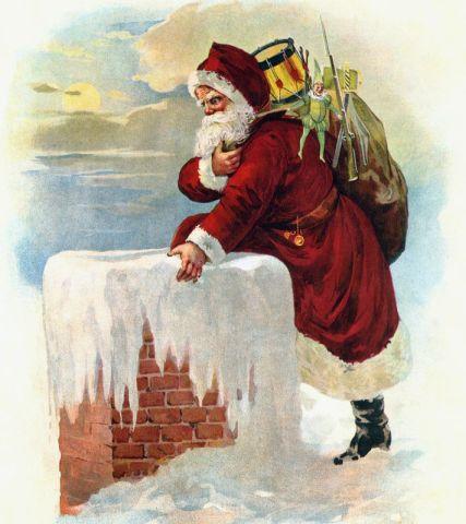Santa-and-Chimney1