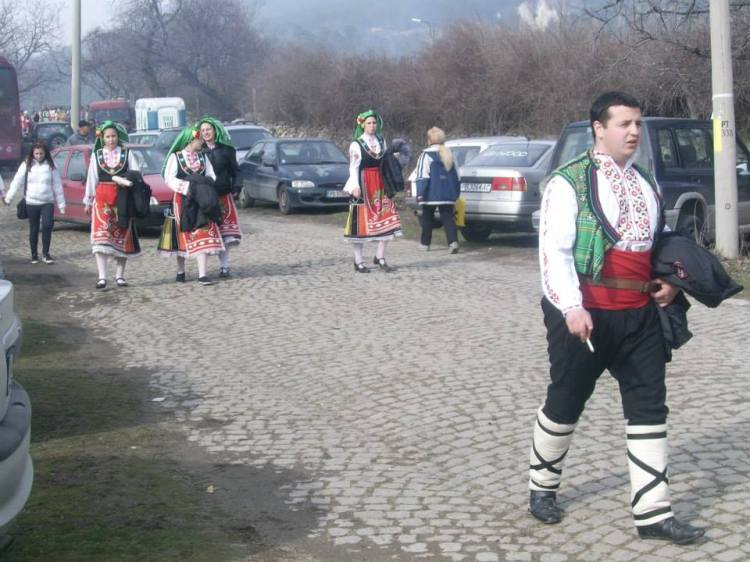 Bulgarian Folklore Customes