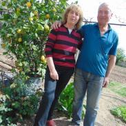 Майка ми и вуйчо ми, снимани от Симон Мартин
