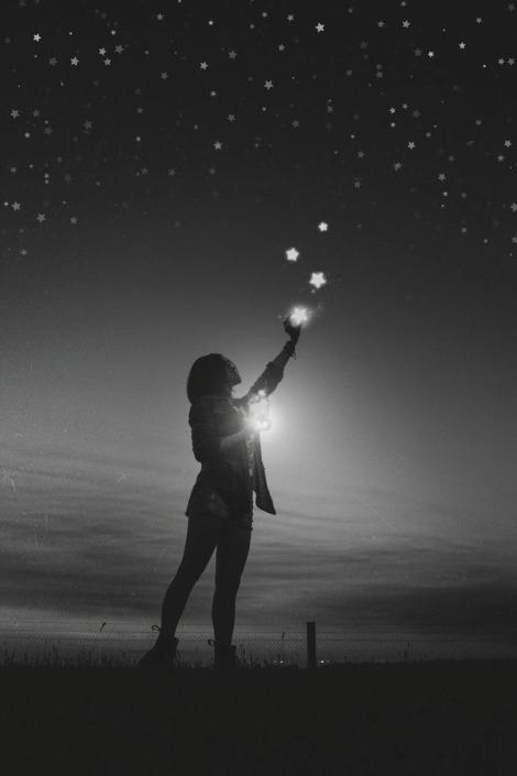 Звездите и черната имдупка